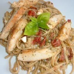 Fettuccini Tomato Rustica II Recipe
