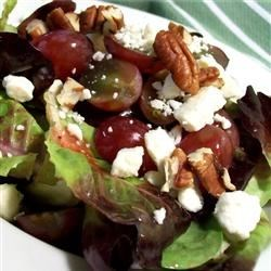 Waldorf Goat Cheese Salad Recipe