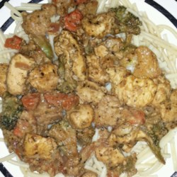 Angel Hair Pasta Chicken Recipe