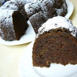Chocolate Bundt(R) Cake Recipe