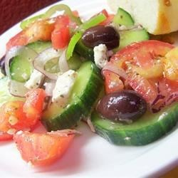 Photo of Mediterranean Medley Salad by USA WEEKEND