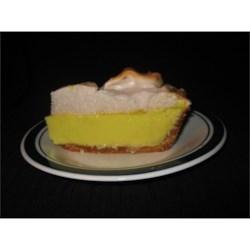 Photo of Lime Meringue Pie by ANN MACGREGOR