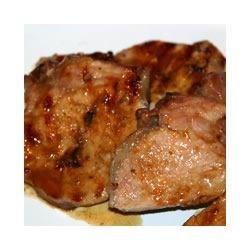 maple garlic marinated pork tenderloin photos