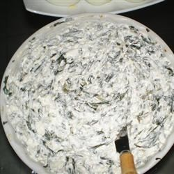 Spinach Dip II |