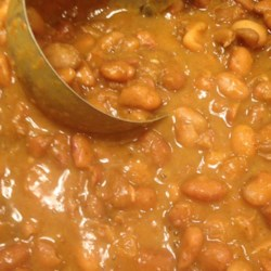 Southern Ham and Brown Beans Recipe