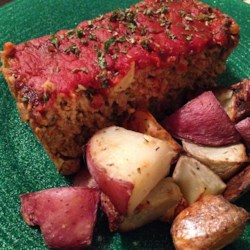 Vegetarian Meatloaf with Vegetables Recipe