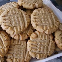 The Whole Jar of Peanut Butter Cookies