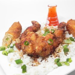 Caramelized Frog Legs Recipe