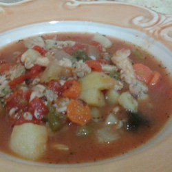 Manhattan Clam Chowder II Recipe