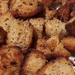 Photo of Caesar Salad Croutons by Ronald
