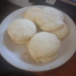 Tea Cakes II Recipe