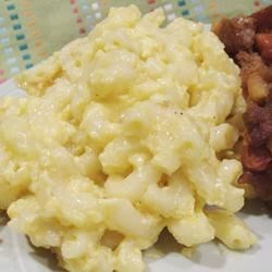 Four Cheese Macaroni Recipe