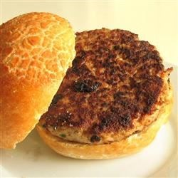 Turkey Patties Recipe