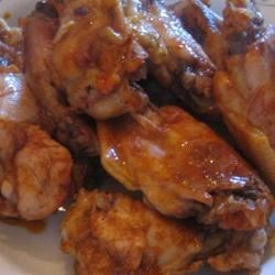Deidra's Hot Wings Recipe