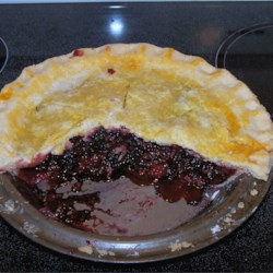 Blackberry Pie IV Recipe