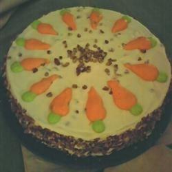 Carrot Cake, Easter 2009
