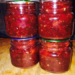 Jalapeno Strawberry Jam Recipe