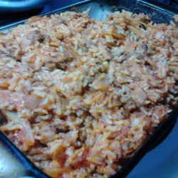 Easy Cabbage Roll Casserole Recipe