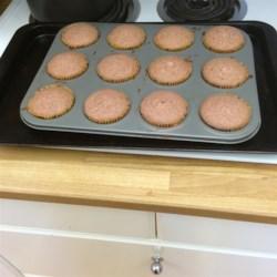 Easy Strawberry Cupcakes Recipe