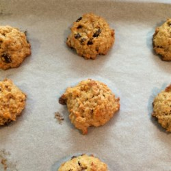 Peanut Butter Carrot Cookies Recipe