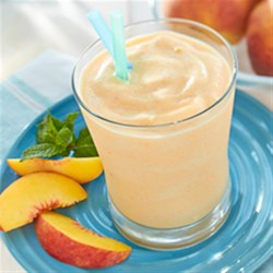 creamy peach smoothies creamy peach smoothies smoothies cooking for 2 ...