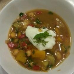 Cara's Moroccan Stew Recipe