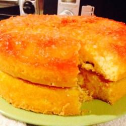 Pineapple Upside-Down Cake V Recipe