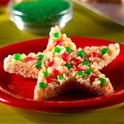 Christmas Star Treats(TM) Recipe