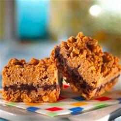 Crunchy Fudge Sandwiches Recipe