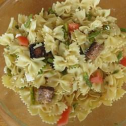 balsamic vinegar tofu and asparagus pasta salad printer friendly