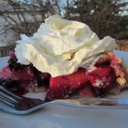 Fruit of the Forest Pie Recipe
