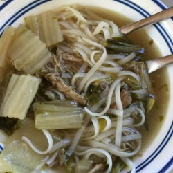 Pork Yaka Mein a la Dug Recipe