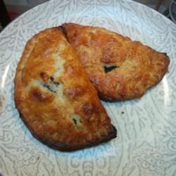 Sweet Almond Flaky Pie Crust Recipe