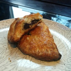 Shelly Hospitality's Blueberry Turnover Hand Pies Recipe