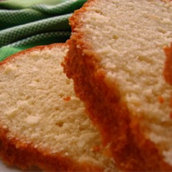 Coconut Cream Pound Cake Recipe