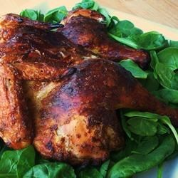 Not Your Average Grilled Chicken |