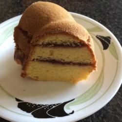 Gold Cake Recipe