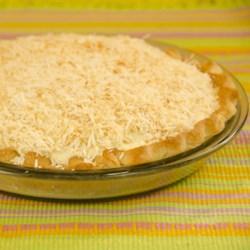 Toasted Coconut Cream Pie Recipe