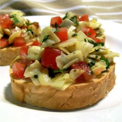 Image of Artichoke Crostini, AllRecipes