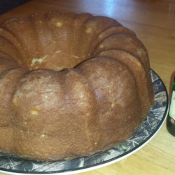 Irish Pound Cake Recipe