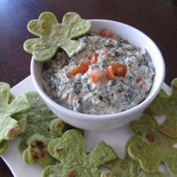 Easy Spinach Dip Recipe