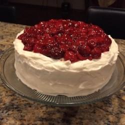 Cartoon Cake Recipe