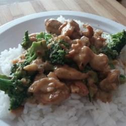 Paleo Coconut Curry Stir Fry Recipe