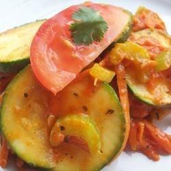 Photo of Zucchini Mexicali by Pauletta  Bushnell