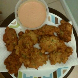 Conch Fritters Recipe