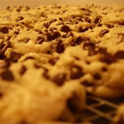 Best, Big, Fat, Chewy Chocolate Chip Cookie