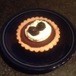 Rich Chocolate Tart Recipe