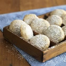 Swedish Butter Cookies Recipe