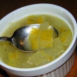 Zesty Thai Cucumber Soup Recipe