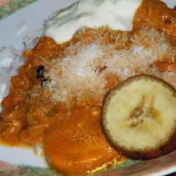 Spicy Banana Curry Recipe